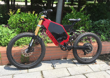 China Safety Specialised Electric Mountain Bike Front And Rear Suspension Fork supplier