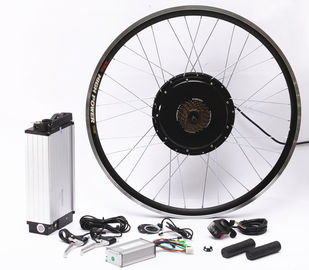 48v 1000w Electric Bike Conversion Kit Flexible High Performance Space Saving