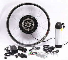 China Lightweight Electric Assist Bicycle Conversion Kit Physical Strength Saving supplier