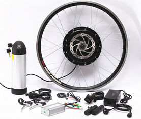 China Complete Front Wheel Ebike Conversion Kit E Bicycle Conversion Kit Anti - Corrosion Motor supplier