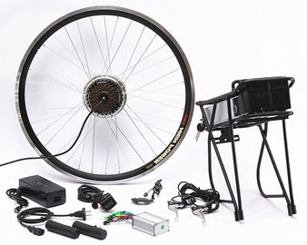 Complete 26 Inch Electric Bike Conversion Kit 48v 11.6AH 1000w With Battery