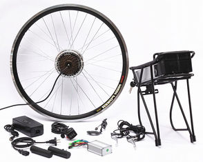 China Complete 26 Inch Electric Bike Conversion Kit 48v 11.6AH 1000w With Battery supplier