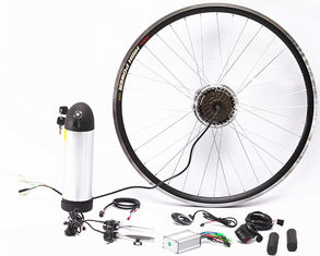 Integrated Controller Electric Mountain Bike Conversion Kit , Electric E Bike Conversion Kit