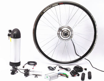 China 7 Speed Rear Wheel Electric Road Bike Conversion Kit Complete 26 Inch 24v 250w supplier