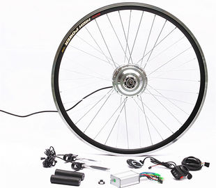 Strong Stability Electric Road Bike Conversion Kit High Speed Brushless Hub Motor
