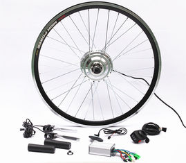 High Efficiency Electric Bike Conversion Kit For Road Bikes , E Bicycle Conversion Kit