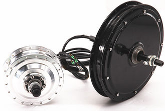 High Power Brushless Dc Motor For Electric Bicycle , Brushless Gearless Hub Motor