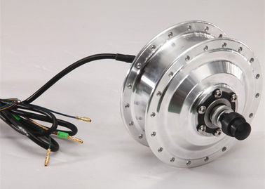 Cassette Electric Bicycle Brushless Hub Motor Gearless Lightweight Type