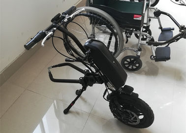 Lightweight Electric Wheelchair Conversion Kit With Display And Disk Brake