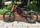 China 8000W Electric Powered Mountain Bike Professional Pedal Assist Mountain Bike company
